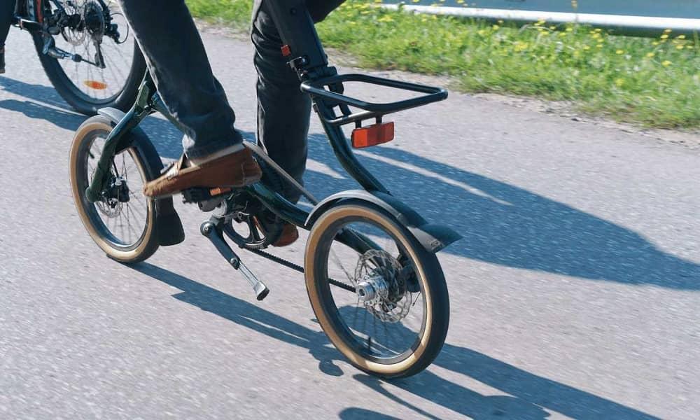 Chain vs. Belt Bike