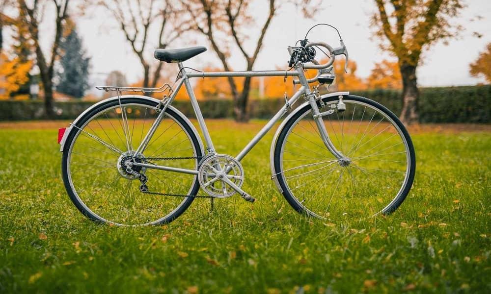 New vs. Old Bike
