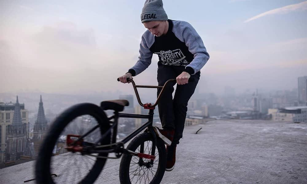 How to make BMX Bike Lighter