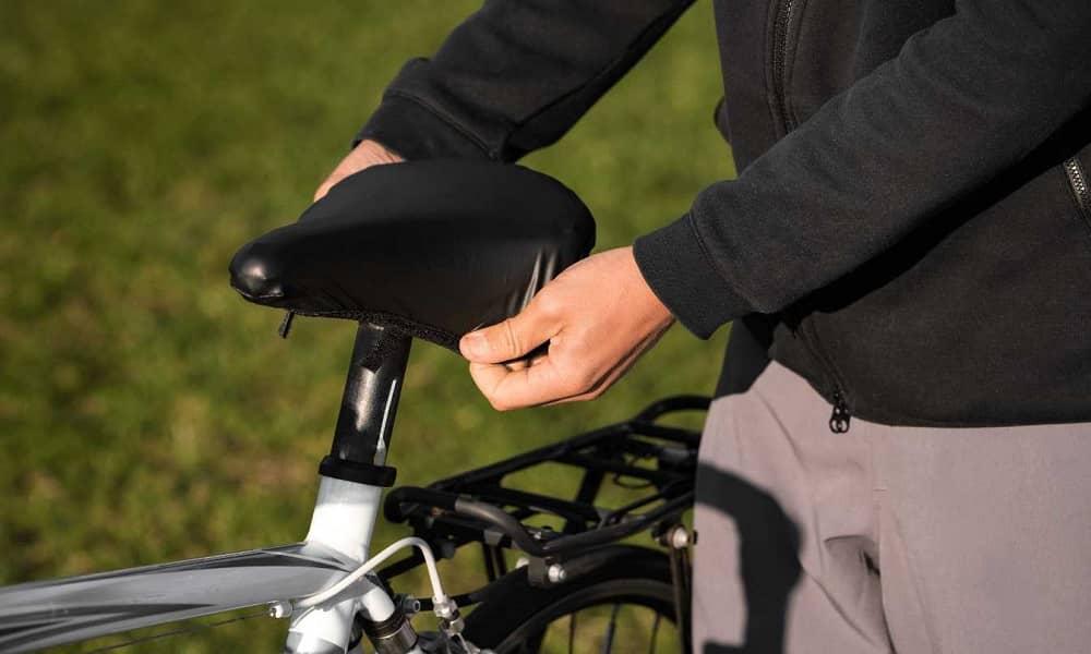 Best Gel Bike Seat Cover