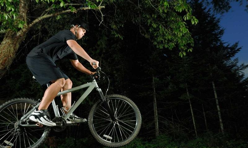 biking at night Additional Tips