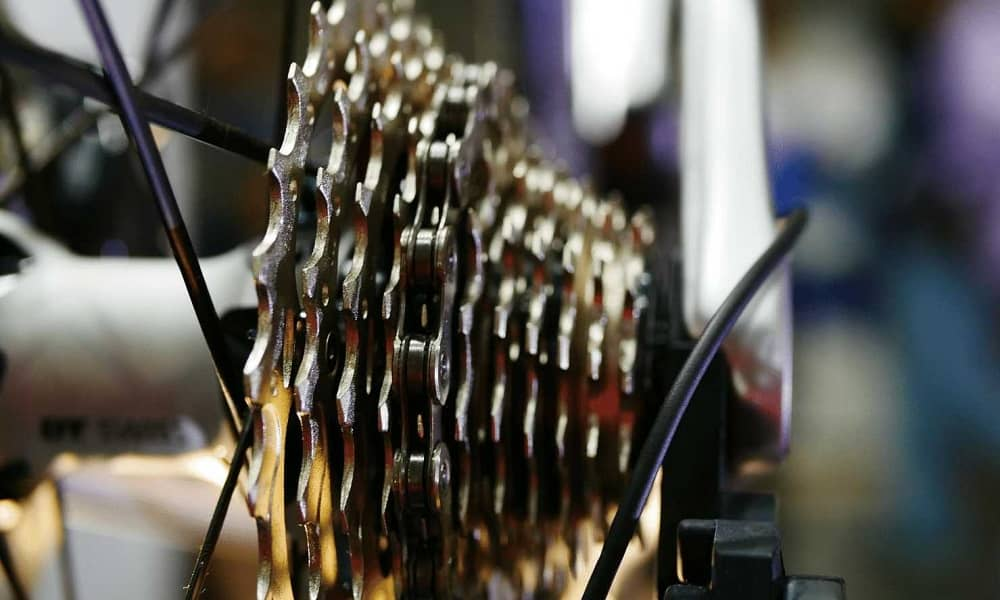 Difference between freewheel and cassette
