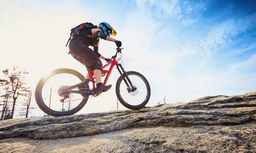 How To Bike Uphill Without Getting Tired